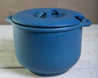 Vintage-Bennington Potters Soup Tureen-Food Photography Prop