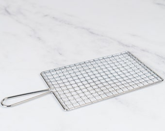 Metal Wire Cooling Rack-Food Photography Prop