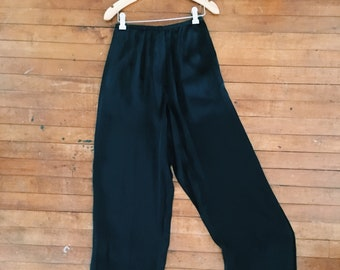 Vintage Silky Trousers