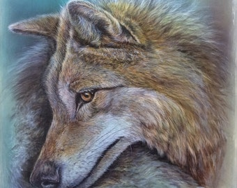 """Wolf """"Kurti"""" limited reproduction of the original"""