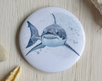 Magnet - Great White Shark - Refrigerator Magnet
