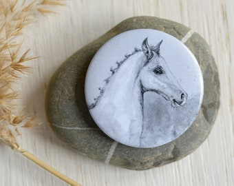 Magnet Foal Horse Refrigerator Magnet / Gift Idea / Trifle