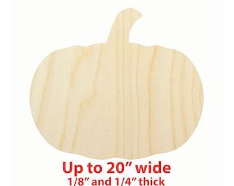 wooden pumpkin cutout diy pumpkin 6 large pumpkins etsy