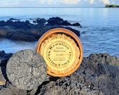 HSC Kaimū Shave Soap Nāʻālehu 3.5oz /100g