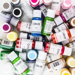 FAST SHIPPING! Edible art Decorative Paint by Sweet Sticks 15ml