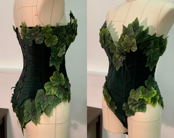 Ivy Poison cosplay costume custom commission made to order