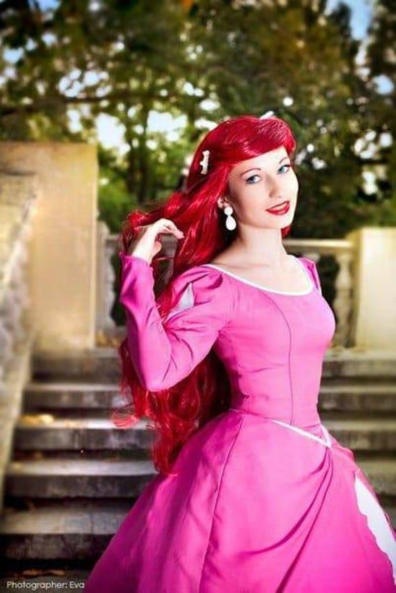 Ariel Pink Dress