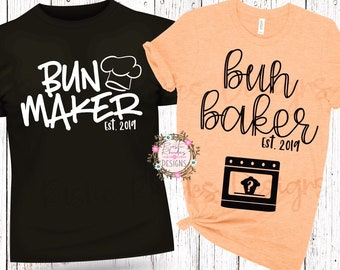 Bun in the oven shirt   Etsy