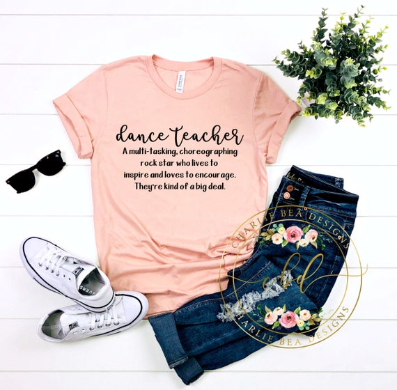 Dancer Definition Mens T-Shirt Music Gift Idea Work Job Dancing Choreographer