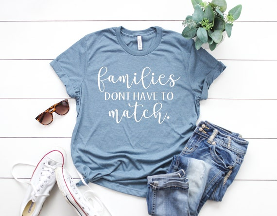 Unisex Multiracial Families Don/'t Have To Match Adoption His Her/'s /& Our/'s International Adoption | Graphic Hoodie Sweatshirt