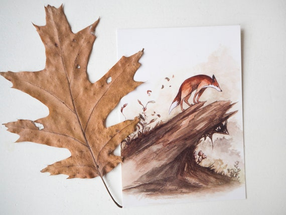 Watercolor painting of a ...