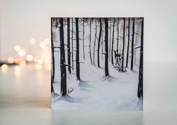 Postcards - pack of 5 - W...