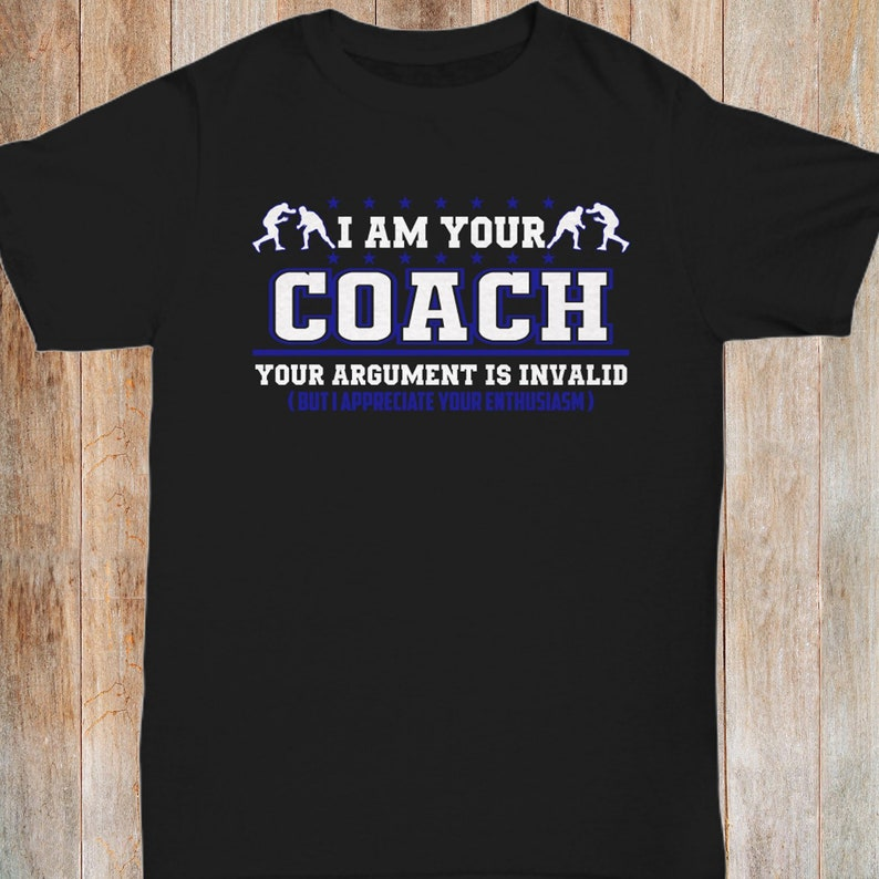 42fd6160 Funny Wrestling Coach Shirt Head Assistant Coach Shirt | Etsy