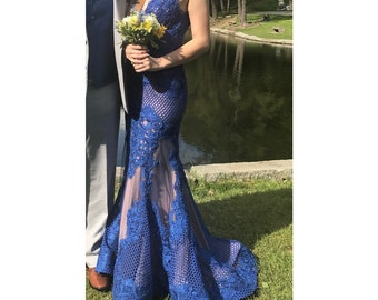 617c587de27 Lord and taylor gown