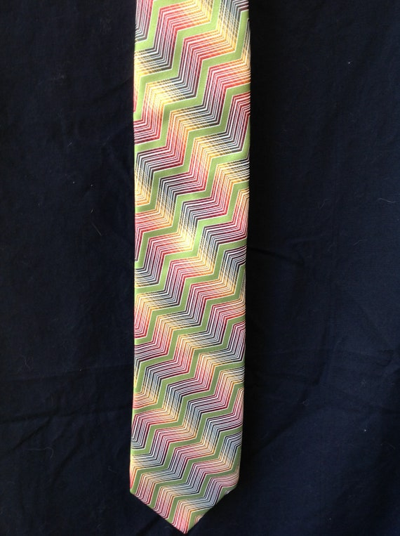 abbastanza economico grandi affari Sconto del 60% Vintage Missoni Silk Tie Cravatte Italy