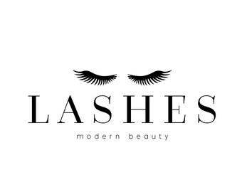 c2445479124 Lash Logo Design, Classy Logo Design, Beauty Salon Logo, Eyelashes Logo  Design, Eyelash Bar Logo, Makeup Artist Logo Design, Lashes Makeup