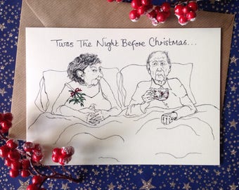 Twas The Night Before Christmas...