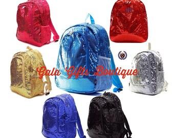 d870b70d3221 Personalized Sequin Backpack Sparkle Backpack Sequin Cheer Bag Bling Dance  Bag Sparkle School Backpack Gymnastics Backpack Gym Bag Gifts