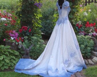 Halloween Wedding Dress Etsy