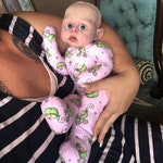 """Silicone cuddle baby 20"""""""