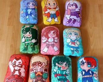BNHA Plush Pillows