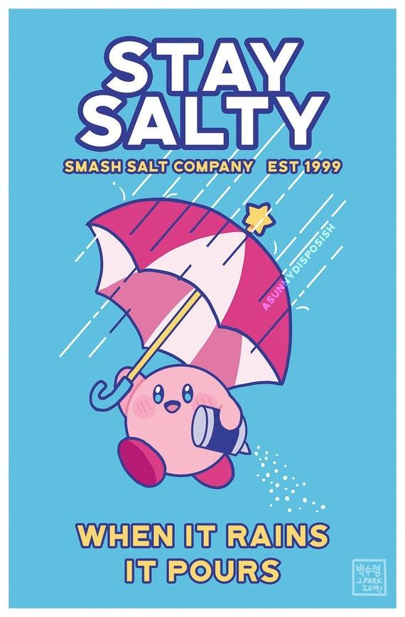 Floating soap bottle blue single item of star Kirby sound of smth
