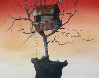 Crimson Treehouse