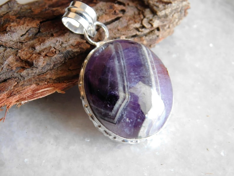 Amethyst Pendant Amethyst gemstone Pendant,purple Amethyst Jewelry,February Birthstone Pendant,gift for her,KP-270 sterling silver Pendant
