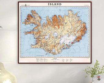 Large iceland map | Etsy on large print map of israel, large print map of south america, large print map of italy, large print map of eastern europe, large print map of japan, large print map of the us, large print map of australia, large print map of central america, large print map of north america, large print map of mexico, large print map of russia, large print map of alaska,