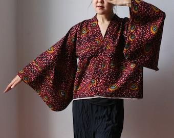 Hand-made Wax Kimono