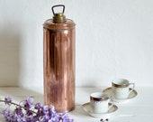 Vintage French Copper Bot...