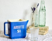 French Anisette Water Jug...