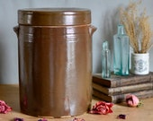 Vintage French Confit Pot...