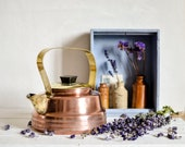 Large French Copper Kettl...