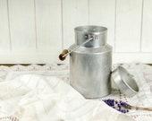 Vintage French Milk Pail,...
