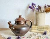 French Ceramic Teapot, st...