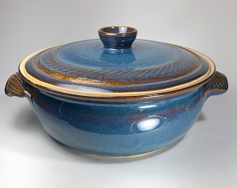 Stoneware Casseroles