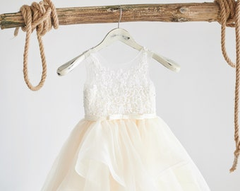 dceb25b1f16 Flower girl dress