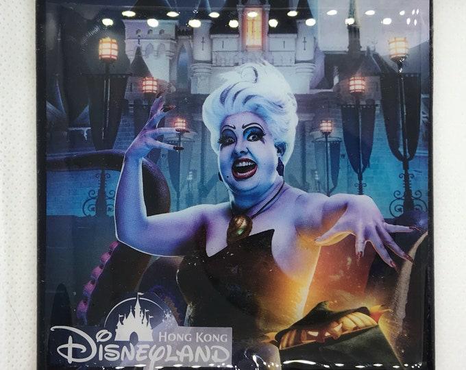 Featured listing image: Hong Kong Disneyland Halloween Drinks Coaster