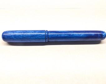 Blue | Cobalt Blue | Custom | Ballpoint Pen |