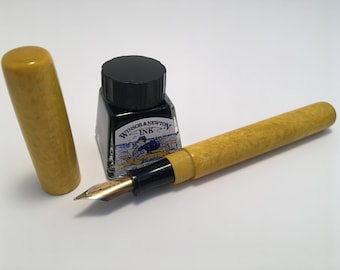 Sunrise Yellow | Fountain Pen | Hybrid Bespoke