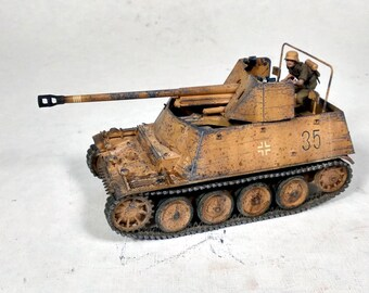 Built 1/35 Marder II Ausf D