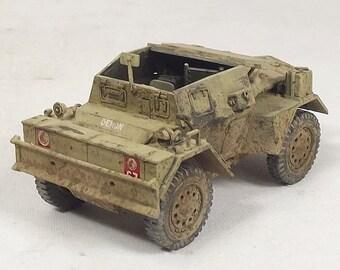 1/35 Built Scout Car