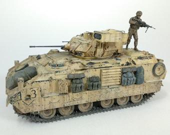 1/35 Built M2 Bradley