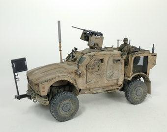 1/35 Built M-ATV