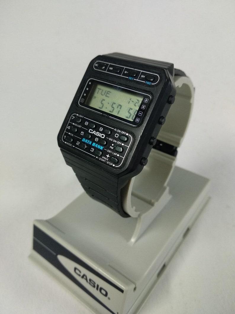 Casio Cd 40 Calculator Watch Module 246 Etsy