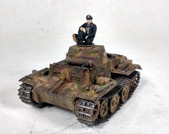 1/35 Built Panzer I Ausf F