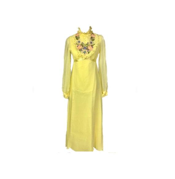 Gunne Sax Dress, Prairie Dress   60's Clothing, Vi