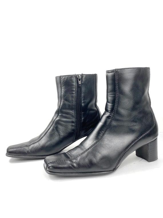 90s Chunky Boots | Vintage Boots, 90s Boots, Stree