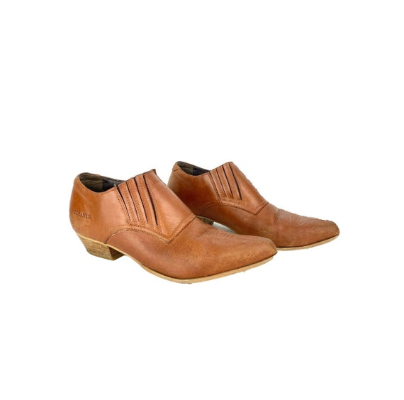 Vintage Ankle Boots | Vintage Durango Western Wome